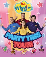 The Wiggles' Party Time Tour!